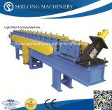 Modern projeto de rolo de metal deck dá forma à máquina