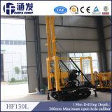 130mの深さ、経済的なHf130Lのクローラー油圧井戸の掘削装置