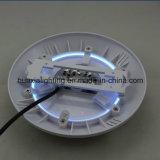 304/316 de aço inoxidável Parede-Pendura a luz subaquática da piscina do diodo emissor de luz