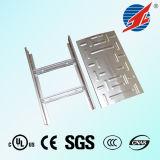 Vertikal integrierte Stahlkabel-Tellersegment-und Kabel-Strichleiter