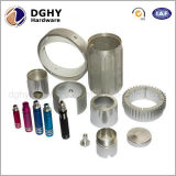 Customized Precision CNC Machined Metal Parts Fresamento Turning Aluminum Parts