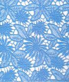 Allover Stickerei-Organza Tulle, das chemische Spitze für Dame Dress strickt