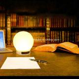 Lámpara elegante portable de interior/al aire libre del dormitorio del tacto