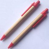 Caneta de papel barata Pequena quantidade de caneta de caneta promocional Pen (E1001)