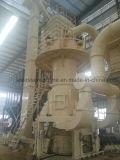 Máquina de molino de polvo de piedra de mármol