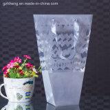 Sachets en plastique adaptés aux besoins du client pour l'emballage de cadeau (sac d'impression)