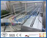 Fruchtkastenwaschmaschine-Plastikkastenunterlegscheibe