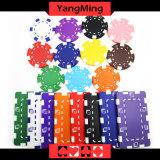 11.5g 거푸집 카지노 부지깽이 칩 (YM-CP024-25)