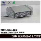 LED de dos colores Mini barra de luces con chasis de aluminio (TBG-506L-1-C)