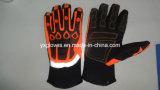 De handschoen-Veiligheid van het werk de handschoen-Mechanische handschoen-Industriële handschoen-Arbeid handschoen-Zware Handschoen van de Plicht