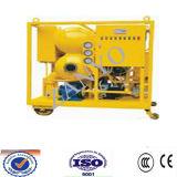 Máquina da filtragem do óleo da isolação do vácuo do Dobro-Estágio