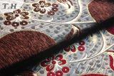 Tela al por mayor del sofá de la materia textil del poliester de China