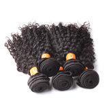 安い毛の拡張インドの毛のバージンの人間の毛髪の織り方(FDX-SM-2016-6)