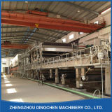 폐기물 Paper Recycling Line Outout Corrugated Paper (2400mm)