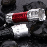 3AAA batterie Tail Switch Single Mode Flashlight