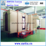최신 Powder Coating Machine 또는 Line/Equipment Powder Spray Booth