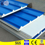 Roof를 위한 Prepainted EPS Sandwich Panel