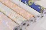 2016의 새로운 기술 실내 방습/방수 자동 접착 벽지/PVC 벽지