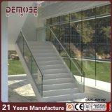 Fence (DMS-B21197)를 위한 스테인리스 Steel Glass Clamp