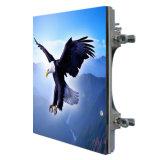 広告する高い明るさフルカラーLEDは鋳造アルミP5 LED Diplayを停止する