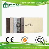 Panneau ignifuge de MgO de stratifié de placage de panneau de décoration