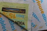 Populair Douane Afgedrukt Embleem die Plastic Zak posten