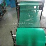 El HDPE verde cerco y protege el bolso del acoplamiento de las fechas