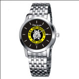 Relógio adulto personalizado da liga de Zion do projeto
