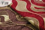 Brown Chenille Upholstery Fabric Made in China