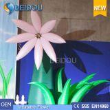 Décorations gonflables de fleur de mariage d'usine de ballon géant en gros de décoration