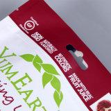 Fastfood- lamellierter Nahrungsmittelbeutel mit Reißverschluss-Verschluss/Plastikverpackungs-Beutel (ML-E30)