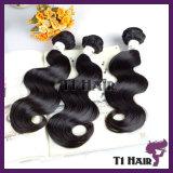 Человеческие волосы бразильянина уклона 7A 100% Unprocessed
