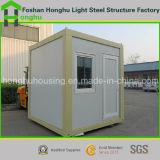 Het hete Huis van de Container van de Lage Kosten van de Verkoop Comfortabele Geprefabriceerde