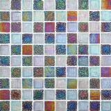 Mosaico de cristal para la cocina Backsplash del cuarto de baño