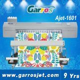Garros neue Ajet1601 1440dpi Digital Tintenstrahl-Sublimation-Drucker-Maschine