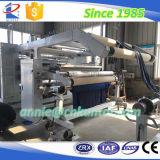 Máquina de estratificação fibra Solventless quente da colagem do derretimento da micro