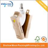 Casella impaccante personalizzata di disegno di stampa dell'indicatore luminoso novello del Kraft LED (QYCI1526)