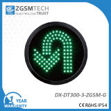 Semáforo LED Verde de Volta U