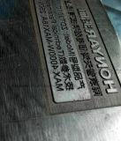 Piezas de metal redondas y máquina de grabado profunda de la perforadora/laser del laser de las perforaciones rectangulares