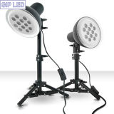 E27 12W 24W Indoorの庭Hydroponic Plant Grow LED Light