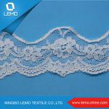 Lacet blanc de bout droit de couleur pour Garments de Madame