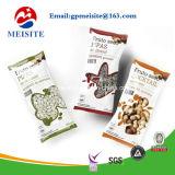 Kundenspezifischer zusammengesetzter Verpacken- der Lebensmittelplastikbeutel mit Reißverschluss
