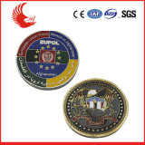 Quente-Vendendo a moeda comemorativa barata feita sob encomenda