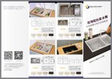 Kitchen를 위한 Undermount Single Granite Quartz Sink