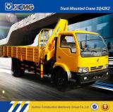 XCMG Sq4zk2 4ton折アームトラックによって取付けられるクレーン
