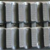 Trilha de borracha da máquina escavadora (280*72*54) para o uso pequeno da máquina