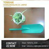Punkt-Form-Schaufel-Kopf mit grüner Farbe