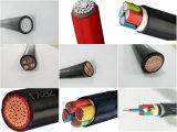 câble d'alimentation de cuivre d'isolation de PVC du conducteur 0.6/1kv
