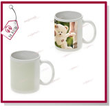 11oz White Personalized Sublimation Mug por Mejorsub