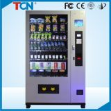 CE approvato! Vending combinato Machine per Drinks e Snacks